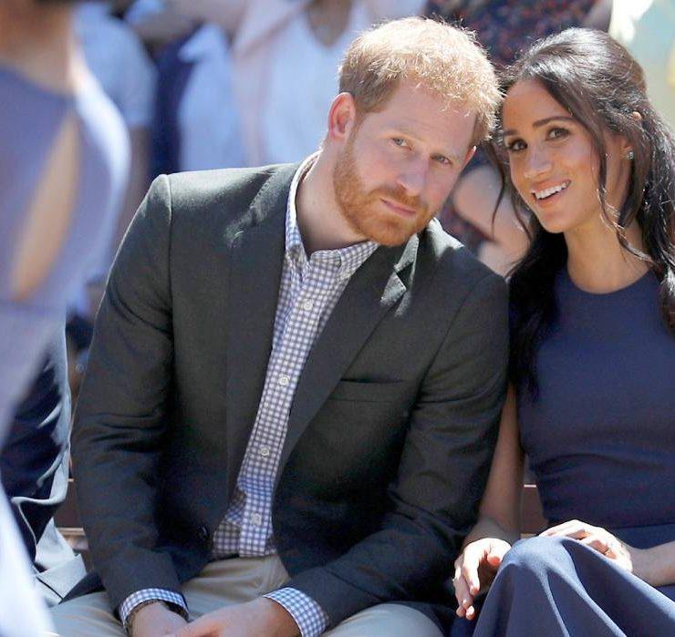 Меган Маркл и принц Гарри решили отказаться от соцсетей