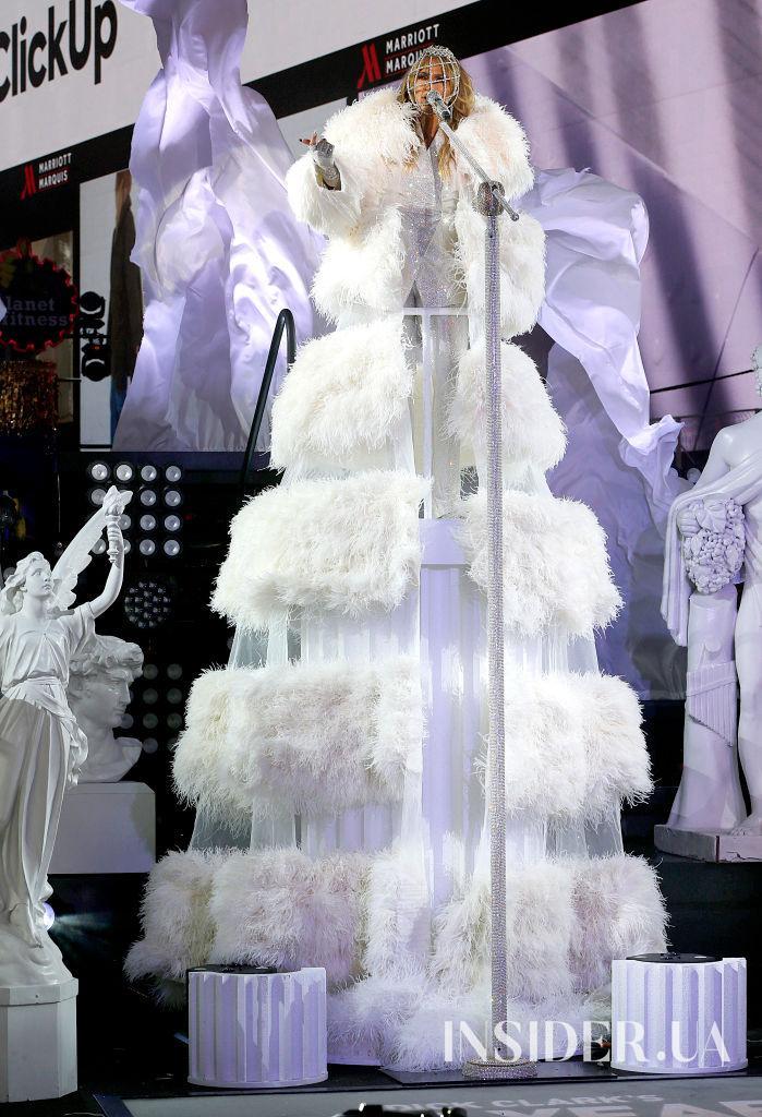 Джей Ло, Питбуль и Билли Портер на новогоднем концерте в Нью-Йорке