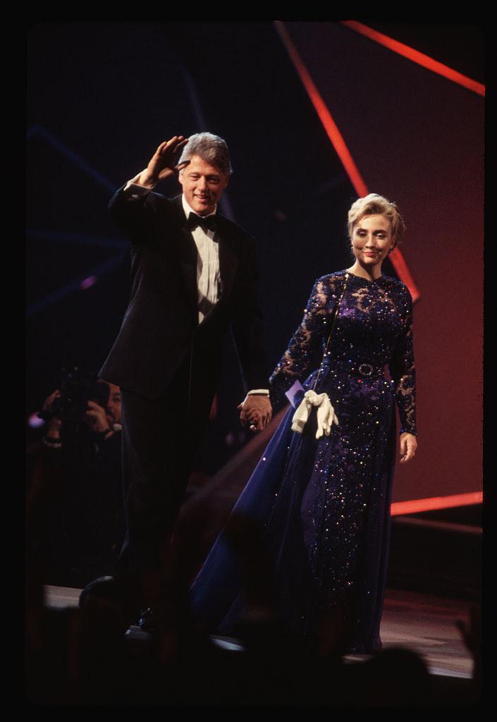 От Кеннеди до Трамп: как одевались первые леди США на инаугурацию президента