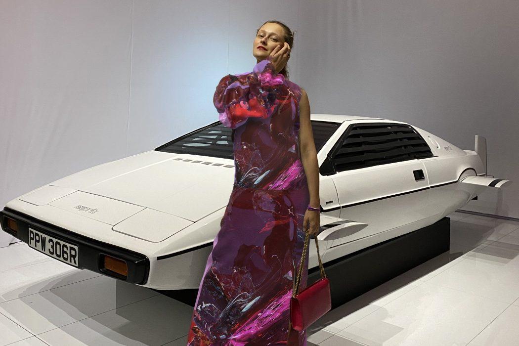 О будущем моды и цифровой одежде: Дарья Шаповалова выступила на TED