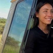 Жаркая экзотика: Юлия Пелипас и Дмитрий Дубилет отдыхают в Танзании
