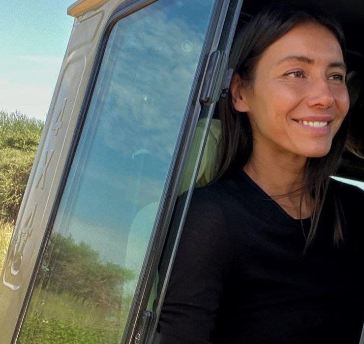 Спекотна екзотика: Юлія Пеліпас і Дмитро Дубілет відпочивають у Танзанії