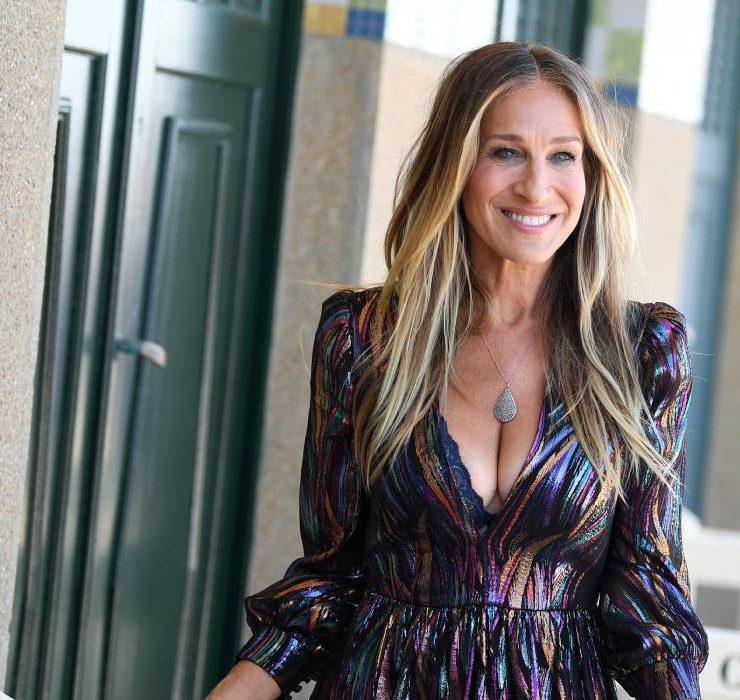 Сара Джессіка Паркер проведе онлайн-зустріч з українськими шанувальниками