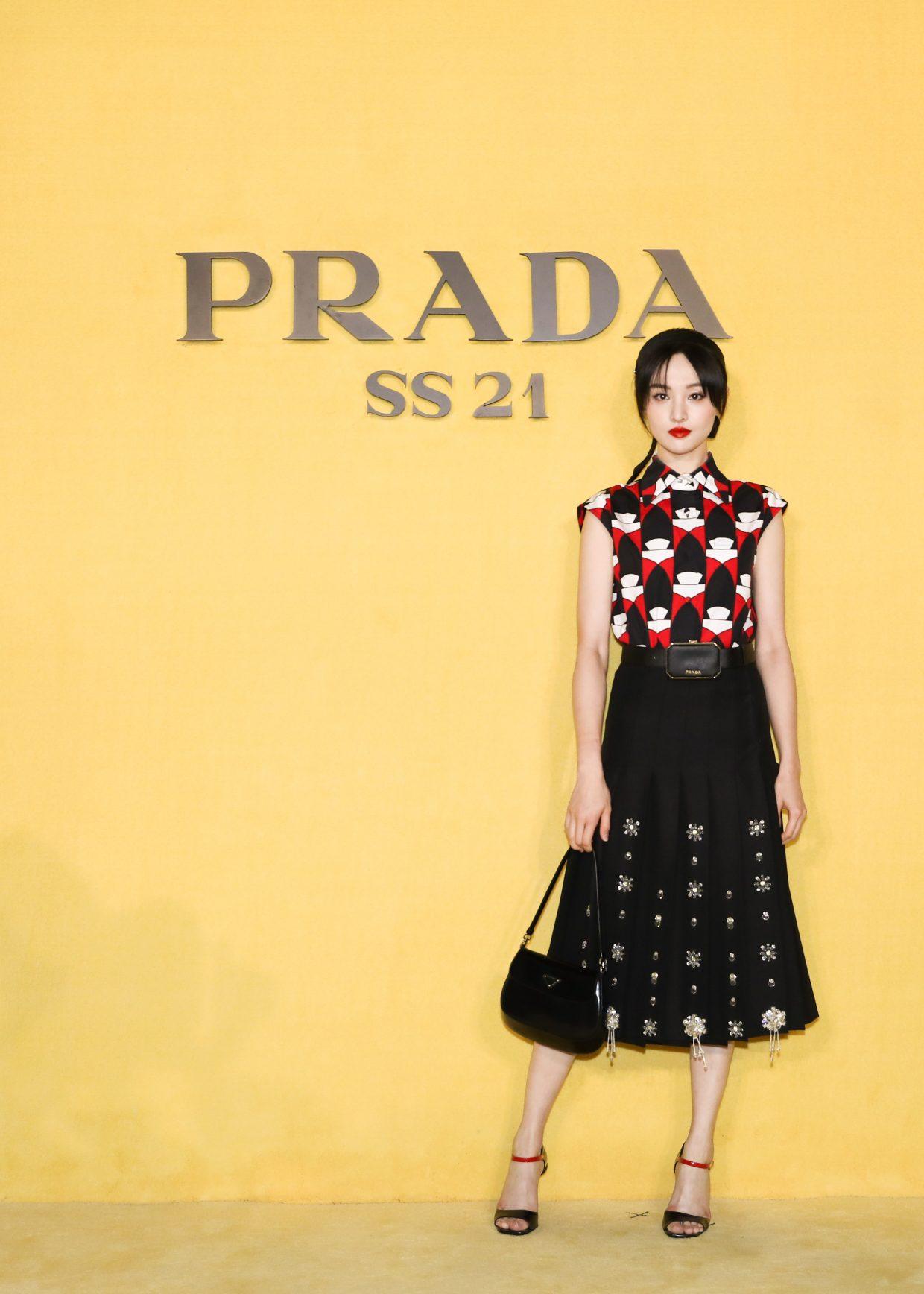 Prada оказались в центре скандала из-за нового амбассадора