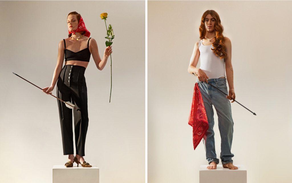 Влюбленные в жизнь: Gunia Project представили капсулу ко Дню святого Валентина