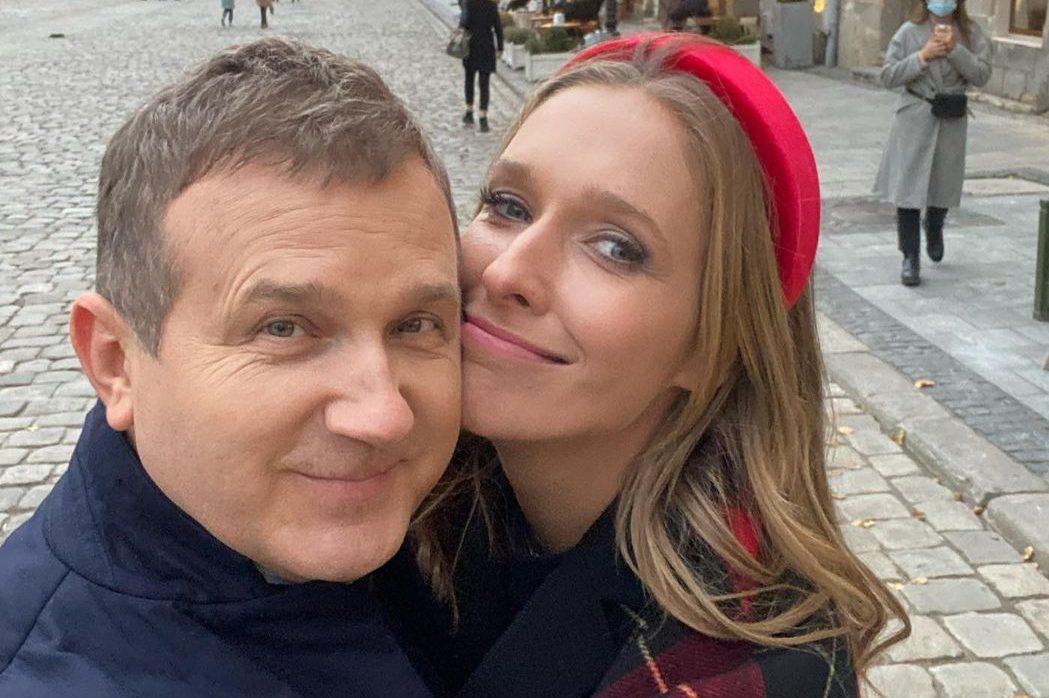 «Это ещё так мало!»: Катя Осадчая и Юрий Горбунов отпраздновали льняную свадьбу