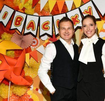 Утро с подарками и шоу мыльных пузырей: Катя Осадчая и Юрий Горбунов отпраздновали 4-летие сына