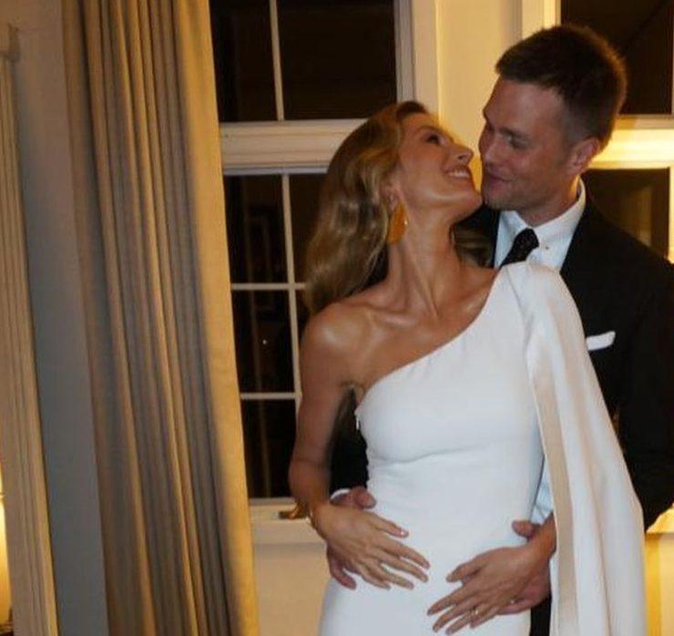 «Не можу повірити, що минуло 12 років»: Жизель Бюндхен привітала чоловіка з річницею весілля