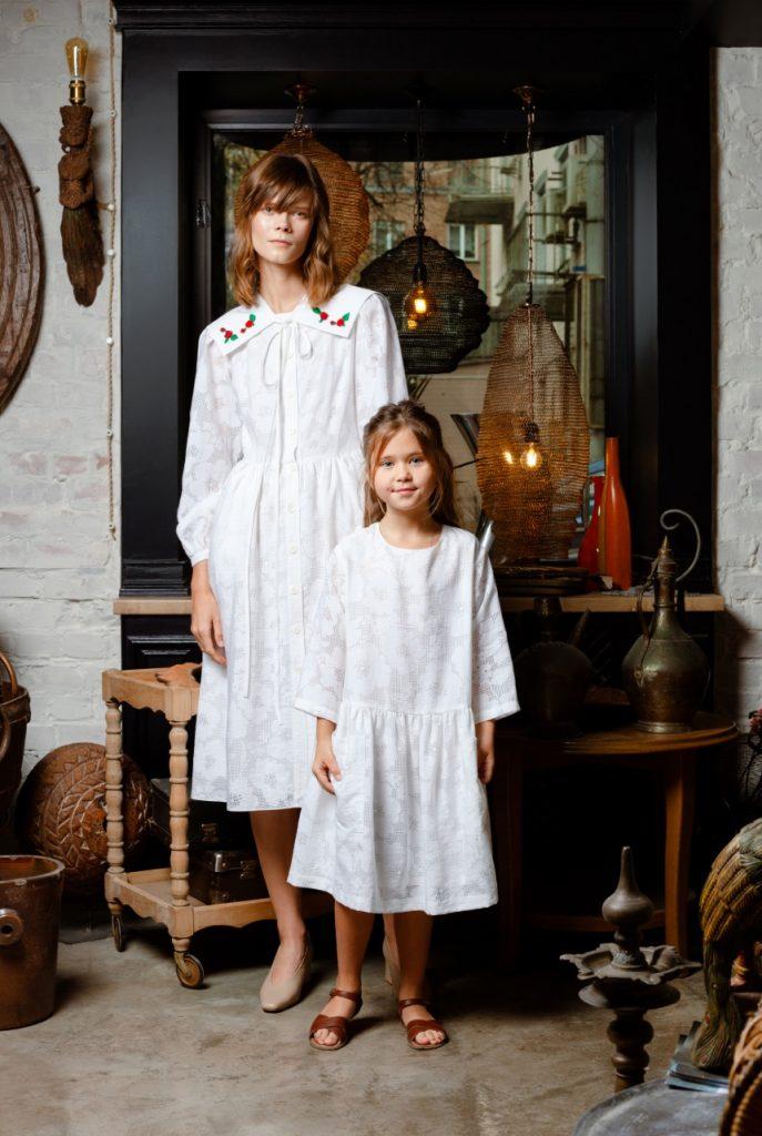 Like mother, like daughter: POUSTOVIT представили лукбук коллекции SS'21