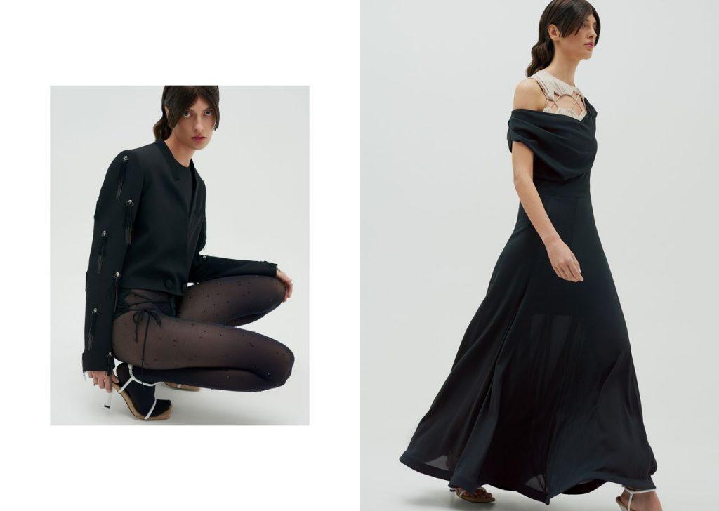 Язык музыки и танца: бренд ARUTIUNOVA представил лукбук коллекции SS'21