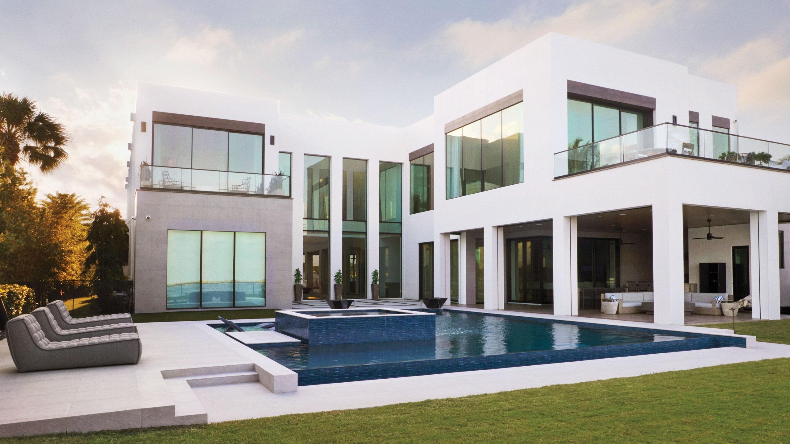 От огромной гардеробной до галереи: Серена Уильямс показала свой новый дом во Флориде