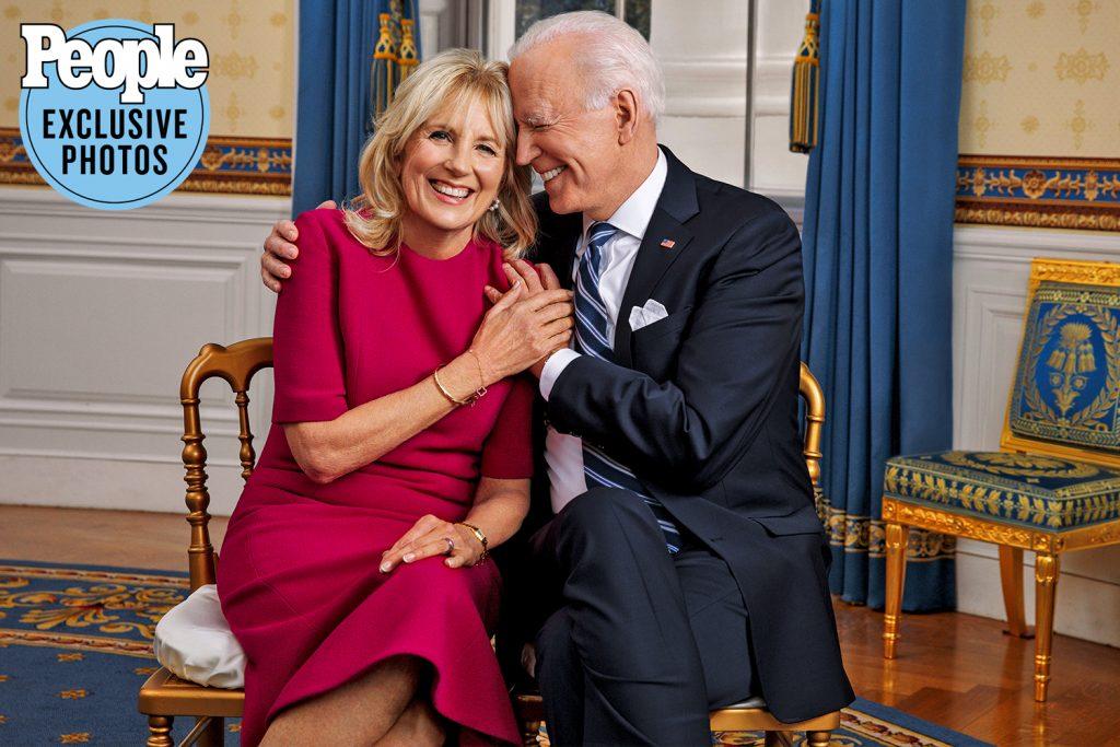 «Мы разделяем мечты друг друга»: Джо и Джилл Байден дали первое совместное интервью в Белом доме