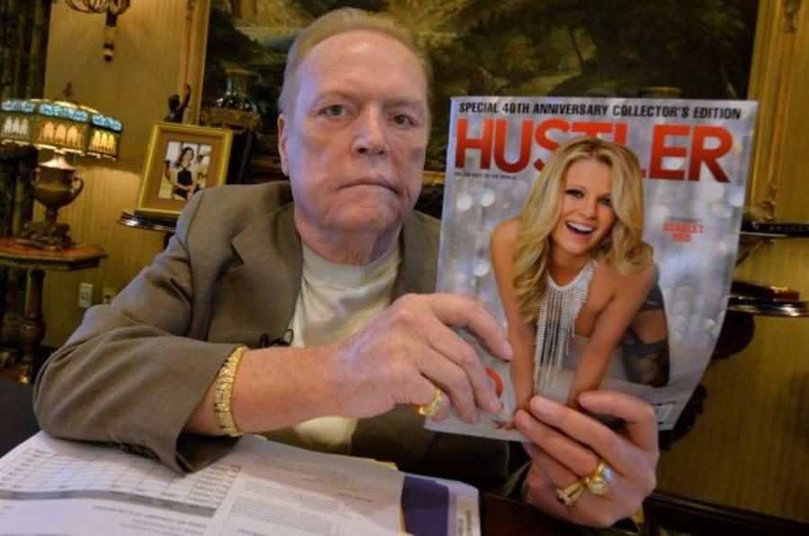 Умер основатель мужского журнала Hustler Ларри Флинт