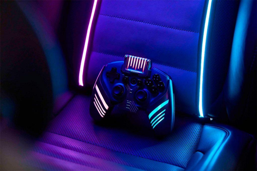 Lexus создал спортивный автомобиль для геймеров