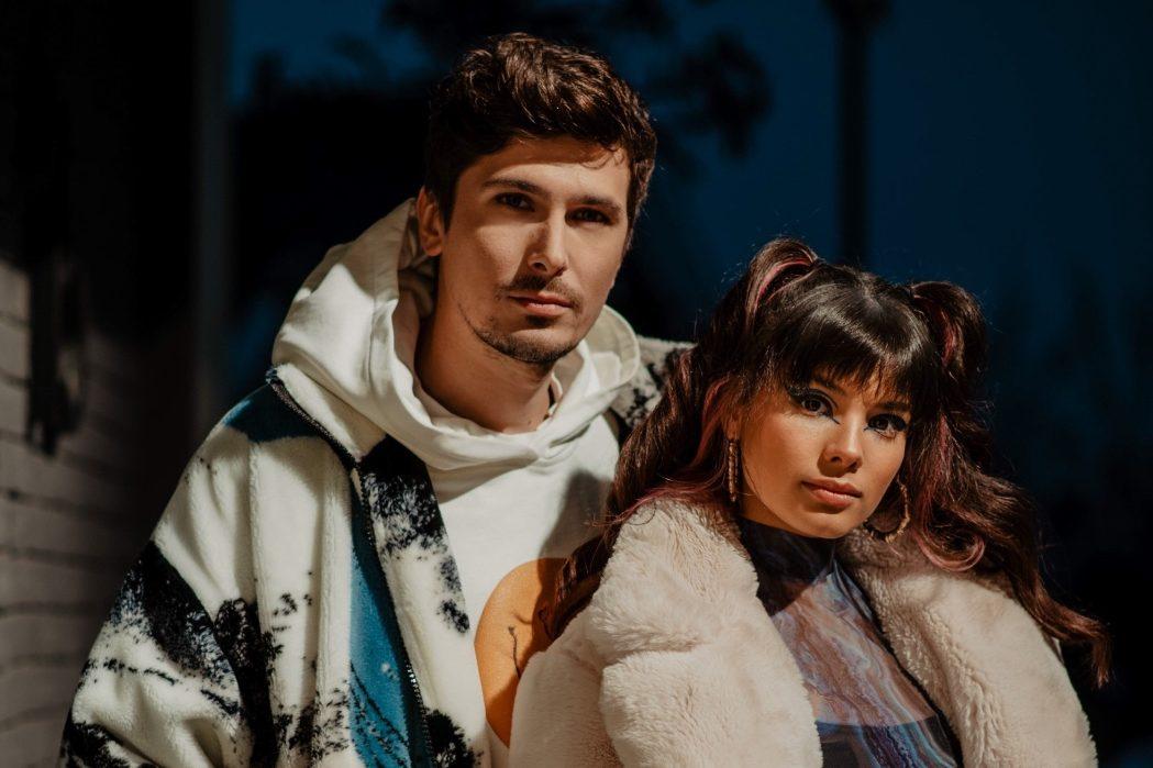 Michelle Andrade и Позитив представили совместный клип на песню «100 000 минут»