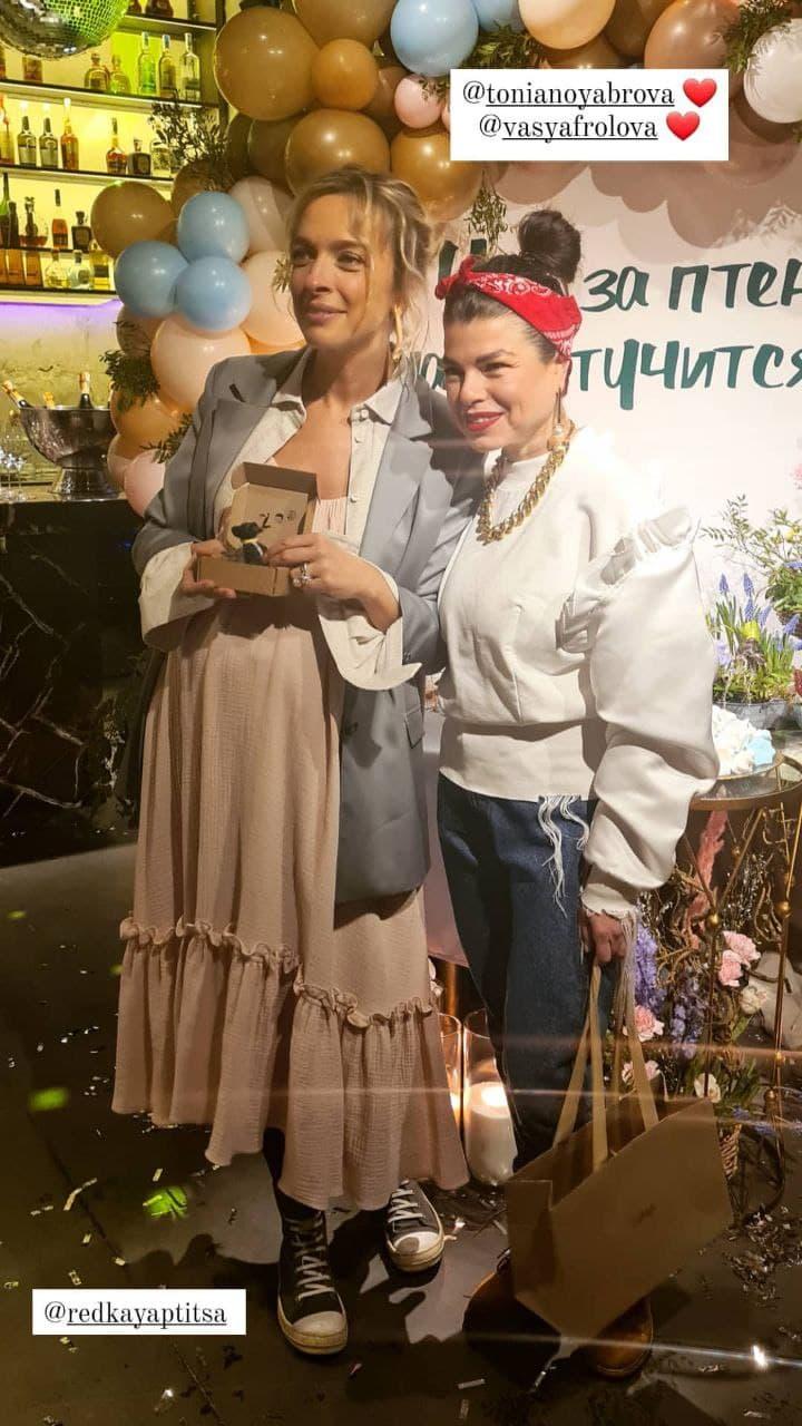Baby Shower со звёздными гостями: Василиса Фролова отпраздновала день рождения