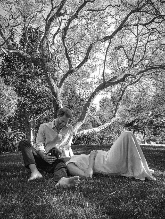 Меган Маркл и принц Гарри во второй раз станут родителями
