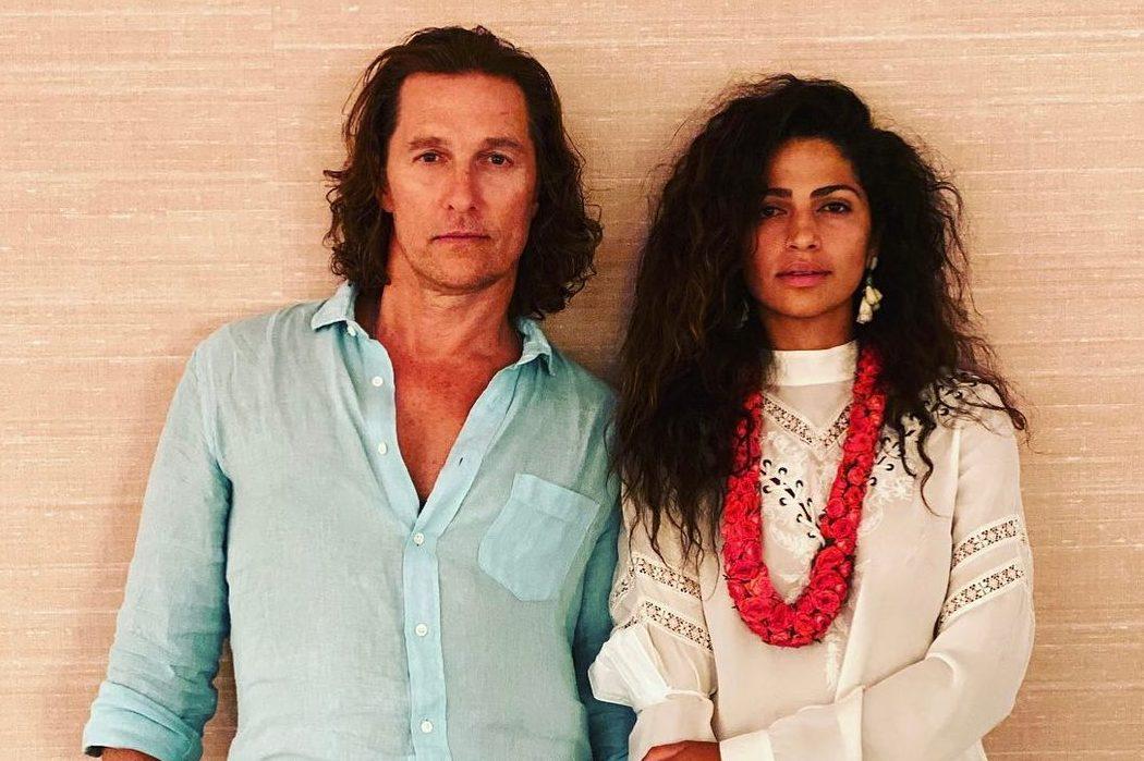 Мэттью Макконахи и Камилла Алвес приобрели виллу на Гавайях за $7,8 миллионов