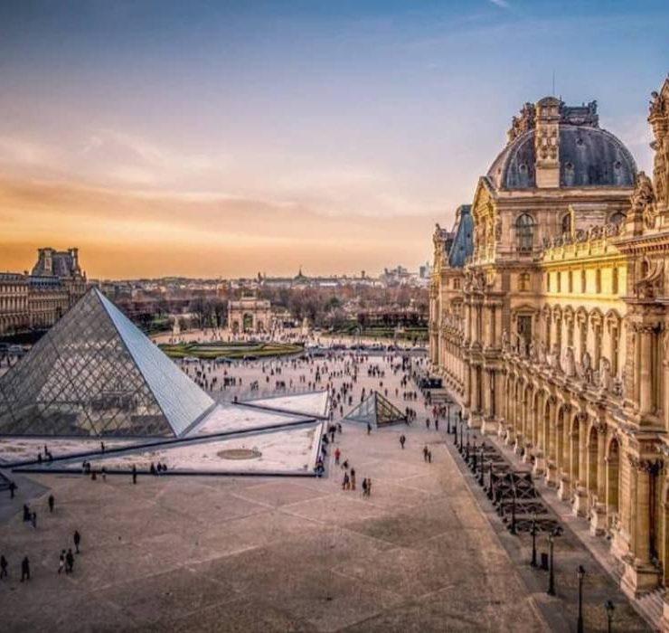 Лувр выложил в открытый доступ все экспонаты из своей коллекции