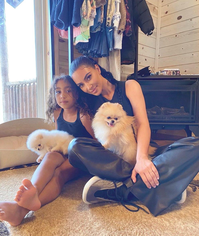 «Год стал огромным очищением», – Ким Кардашьян дала первое интервью после развода с Канье Уэстом