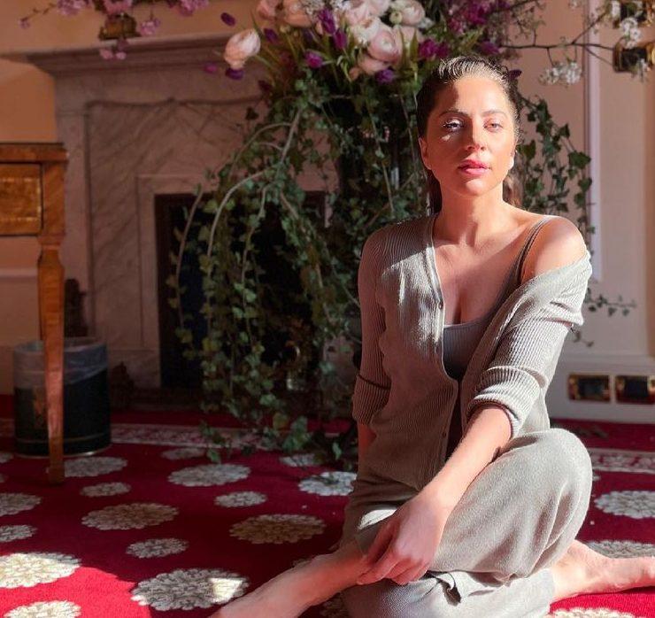 «Усі квіти Риму»: як бойфренд привітав Леді Гагу з днем народження