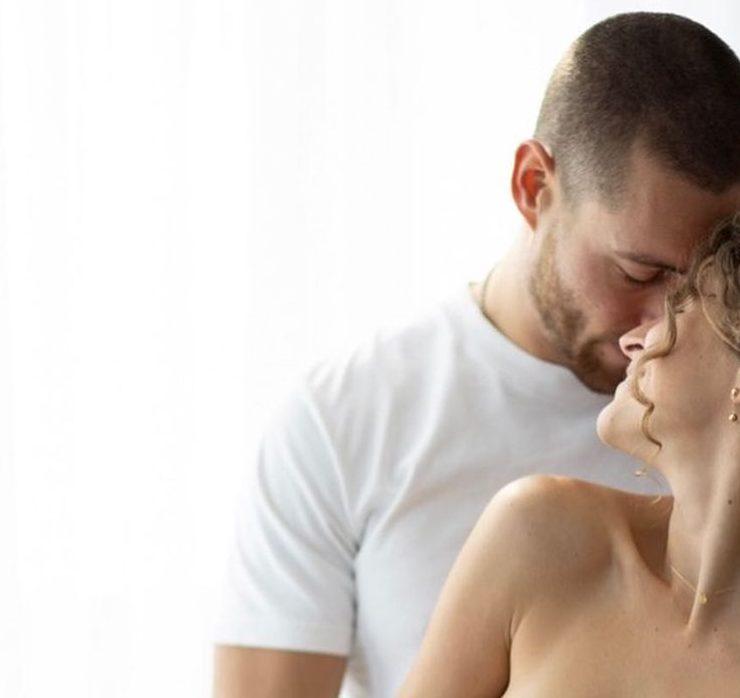 Валерия Гузема впервые станет мамой