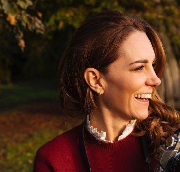 Кейт Миддлтон выпустила фотокнигу о пандемии в Великобритании