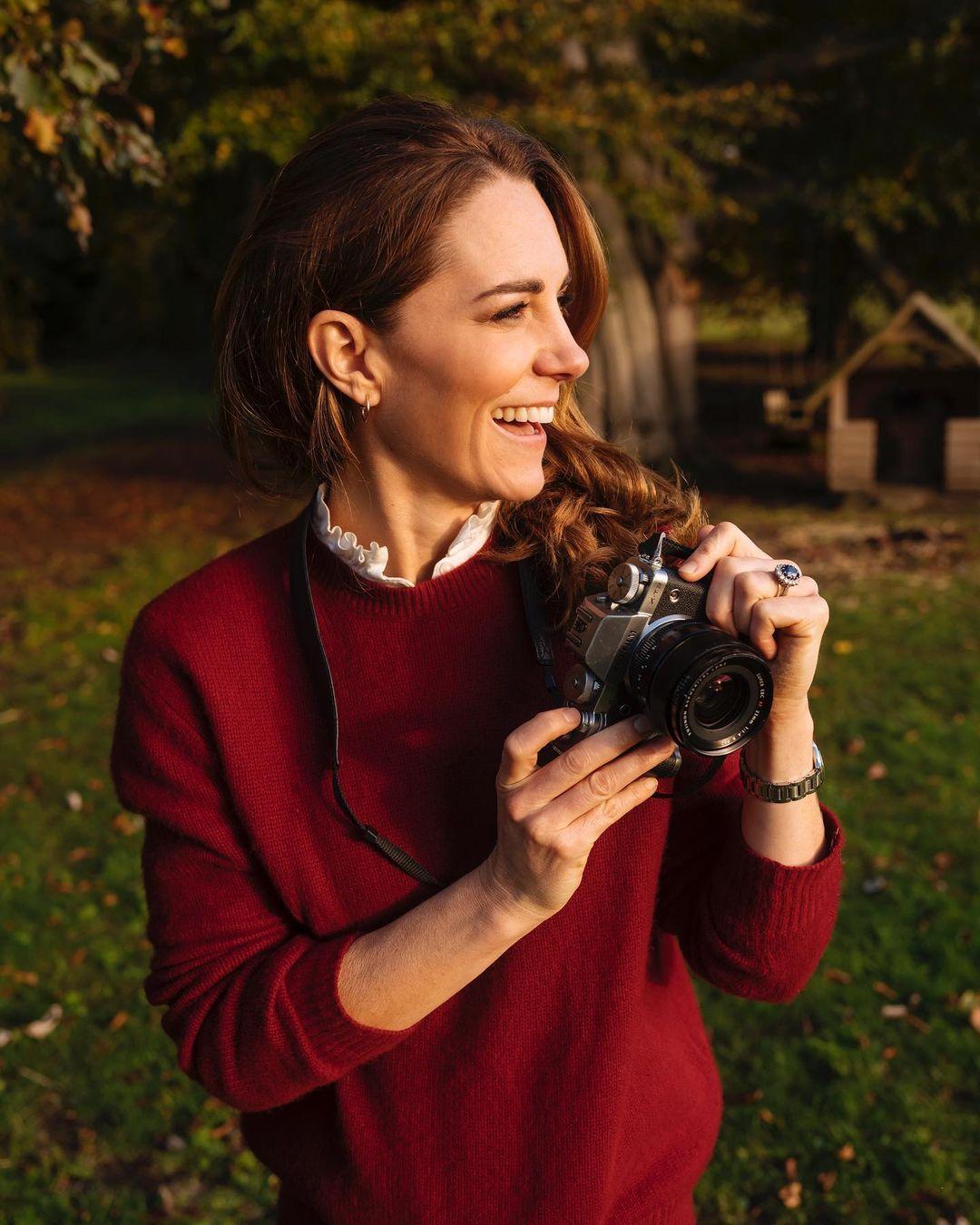 Кейт Міддлтон випустила фотокнигу про пандемію у Великобританії