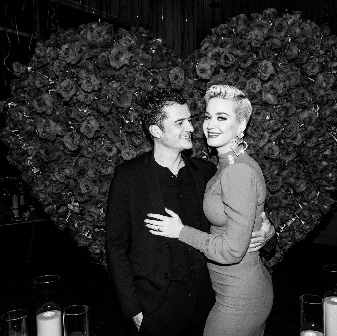 Ходят слухи: Кэти Перри и Орландо Блум тайно поженились