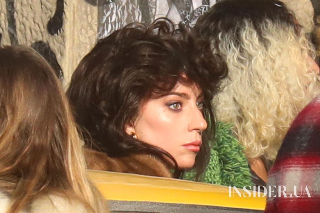 Бэкстейдж: Леди Гага, Адам Драйвер и Ридли Скотт на съемках фильма «Гуччи»