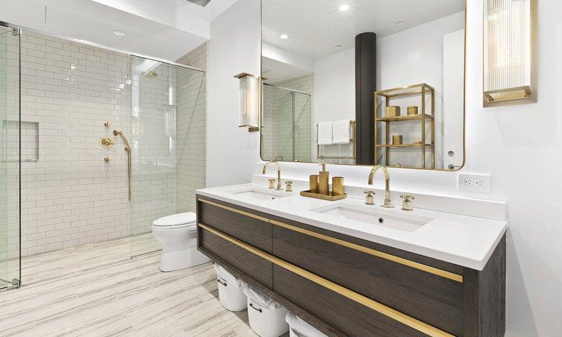 Белла Хадид продает пентхаус в Нью-Йорке за $6,5 млн: рассматриваем интерьер