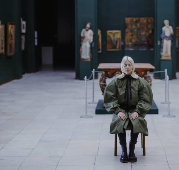 «Хрестоматия»: ONUKA представила видео к 207-летию Тараса Шевченко