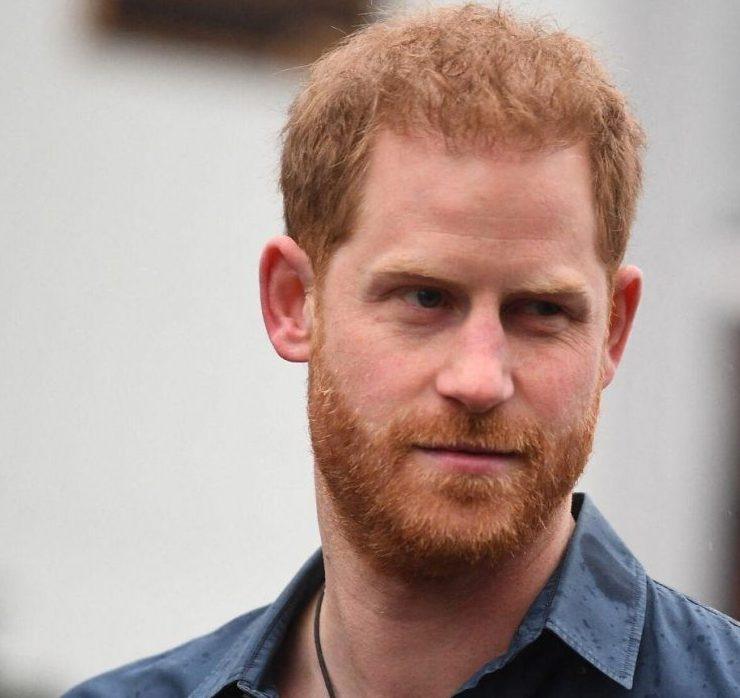 Це офіційно: принц Гаррі влаштувався на роботу