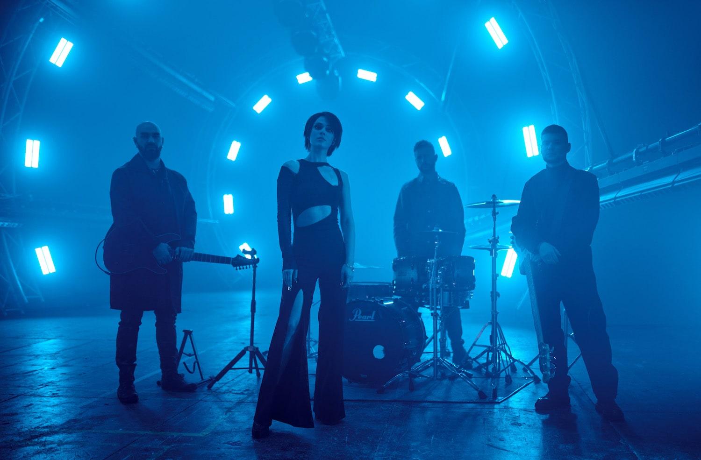 The HARDKISS презентовали новый клип на песню «Обійми»