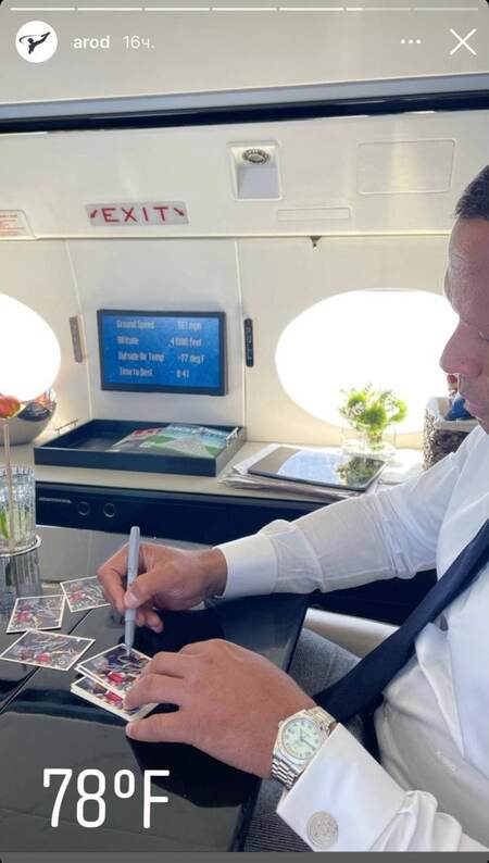 Алекс Родригес прилетел к Дженнифер Лопес на Карибские острова после слухов о разрыве
