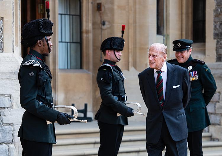 99-летний принц Филипп перенёс операцию на сердце