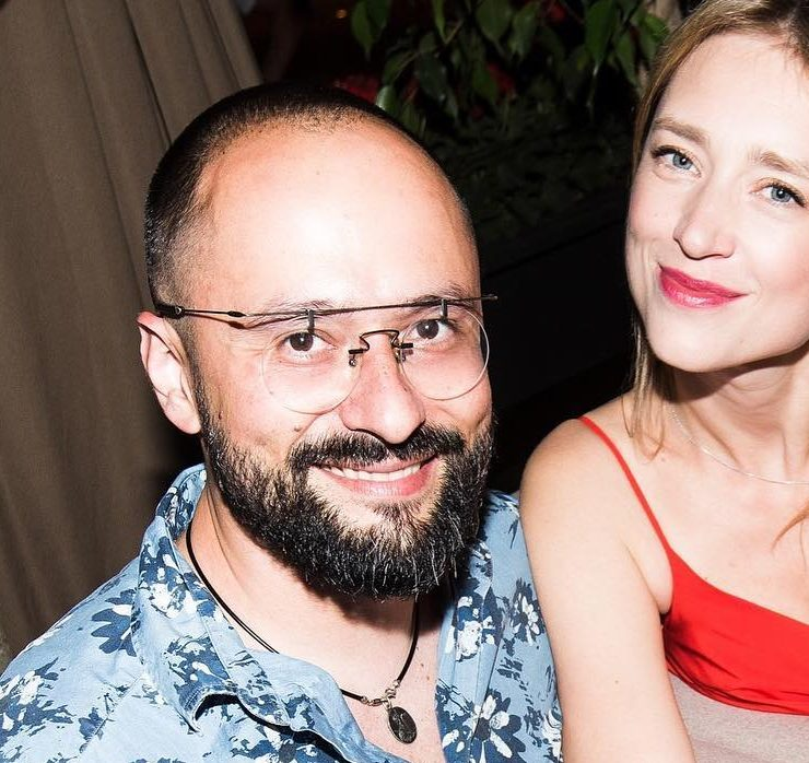 Ресторатор Євген Гусовський одружився вдруге