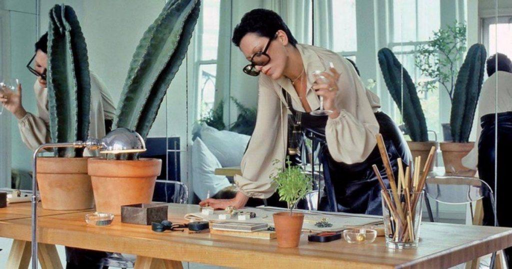 Ушла из жизни Эльза Перетти –легендарный ювелирный дизайнер Tiffany & Co.