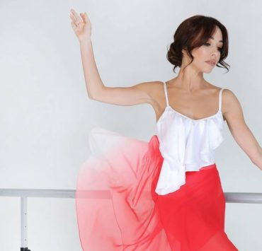 Екатерина Кухар представила капсульную коллекцию шёлковых юбок