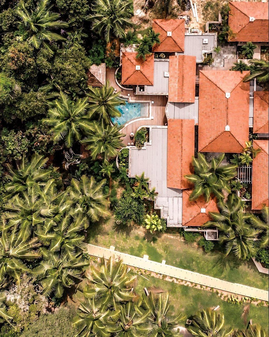 Горы, океан и полнейший дзен: Лера Бородина и Андрей Шабанов отдыхают на Сейшелах