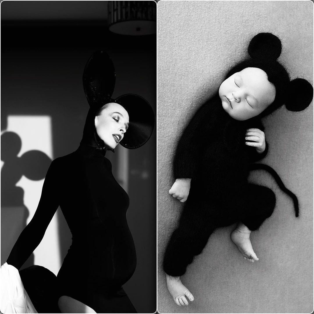 «Месяц человеку»: Василиса Фролова поделилась фотографиями сына