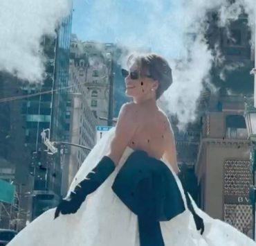 Просто мечта: роскошные кадры Кати Сильченко со съемки в Нью-Йорке