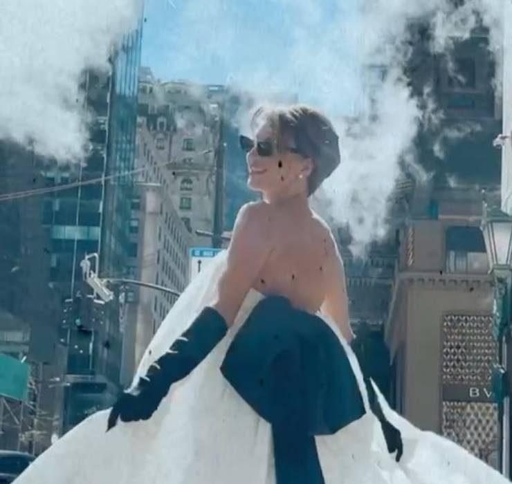 Просто мрія: розкішні кадри Каті Сільченко зі зйомки в Нью-Йорку