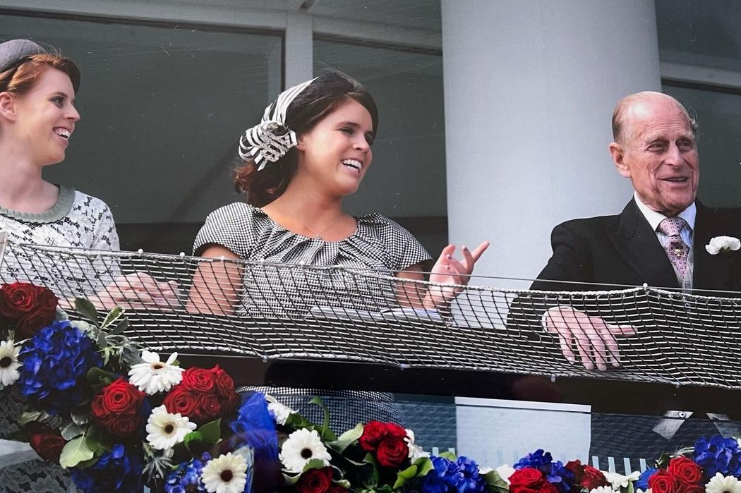 «Мы все скучаем по тебе»: принцесса Евгения написала эмоциональное послание принцу Филиппу