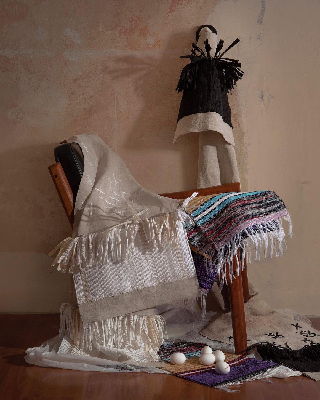 LITKOVSKAYA представили пасхальную коллекцию текстиля для дома