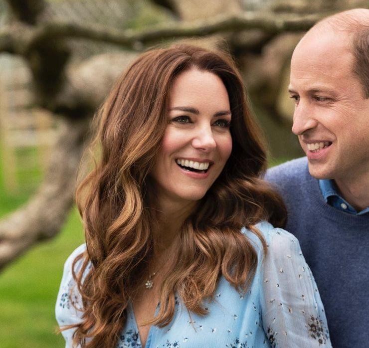 Це кохання: нові фото Кейт Міддлтон і принца Вільяма на честь річниці весілля