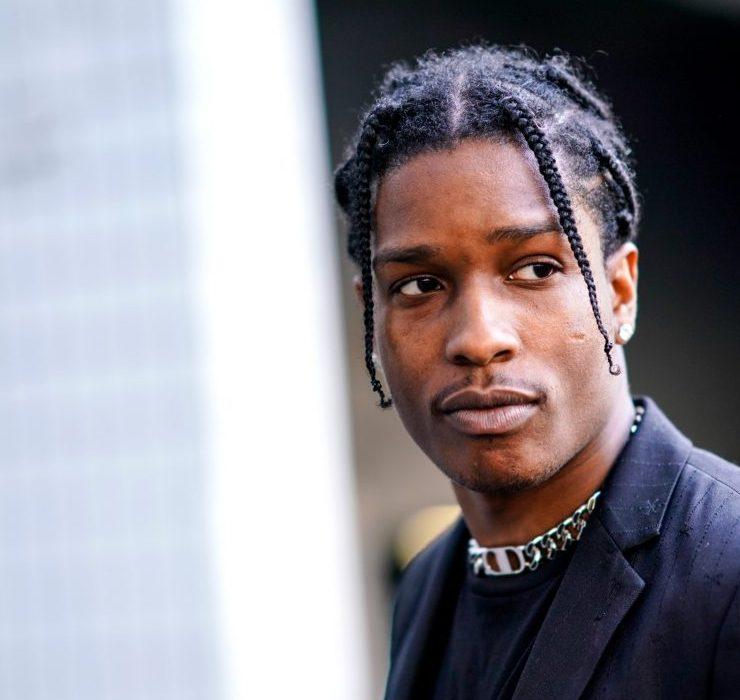 A$ap Rocky объявил о своей первой распродаже коллекции в NFT