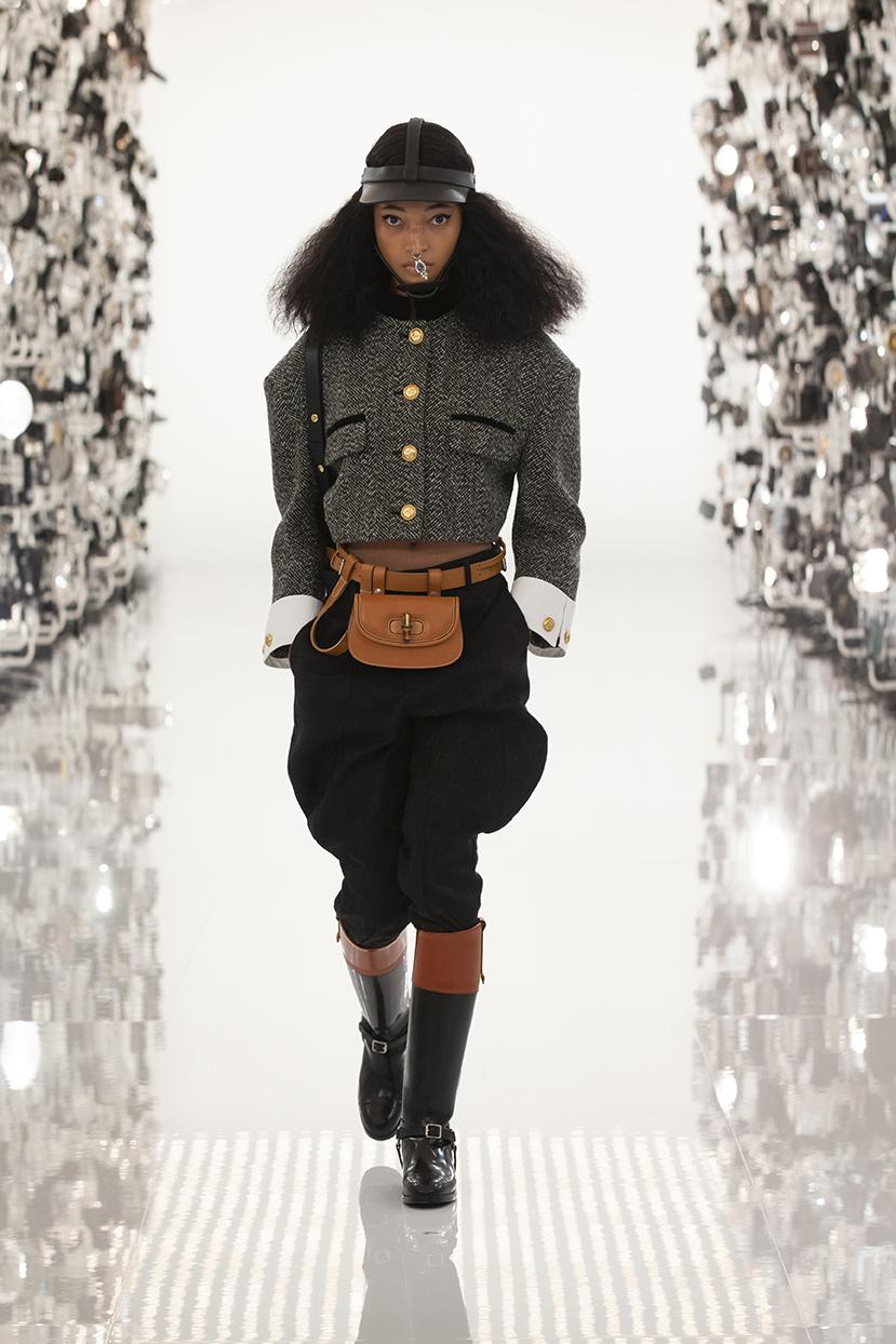 Gucci отметили 100-летие бренда масштабным шоу в коллаборации с Balenciaga