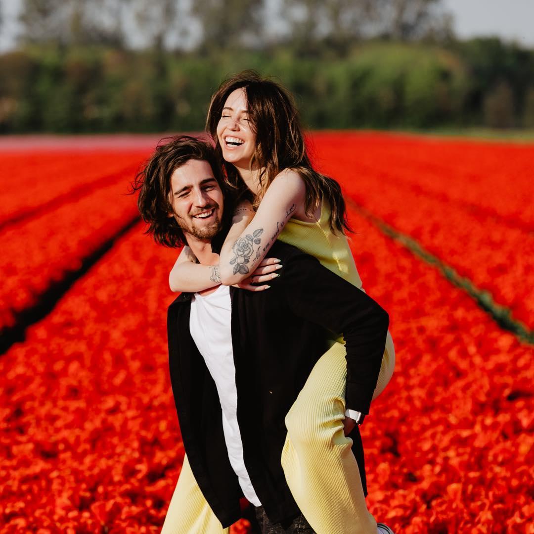 Це кохання: найніжніші фото Наді Дорофєєвої та Володимира Дантеса