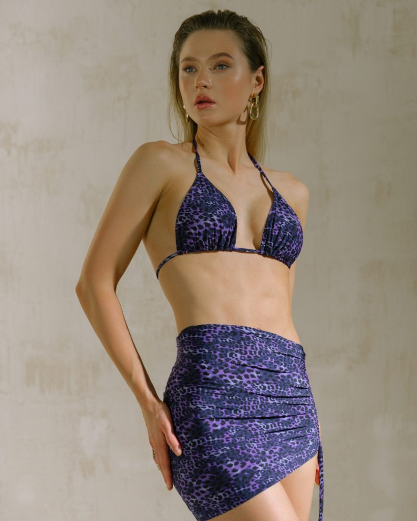 Девушка-праздник: La Mare представили новую коллекцию купальников